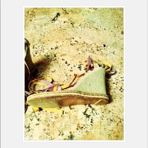 Marc Jacobs Shoes - Marc Jacobs Lace Up Espadrilles Previously Loved